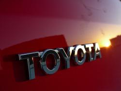 Toyota_sunset